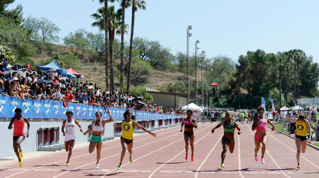 Photos: Mt. SAC Relays