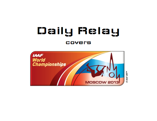 Daily Relay World page