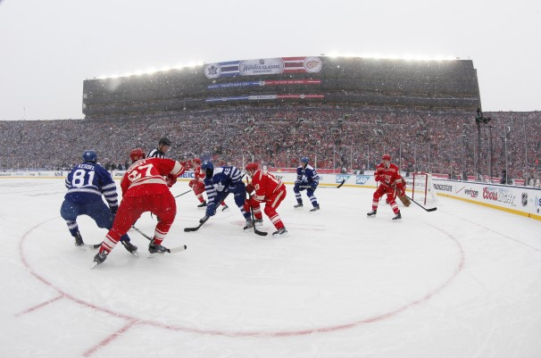 What Can Track Learn From the NHL?