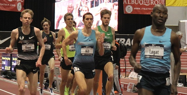 Five Things We Learned at the USA Indoor Championships (day 1)