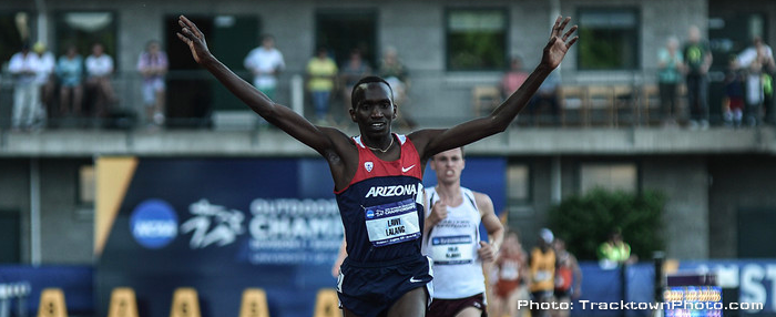 The Madness of the NCAA Mile