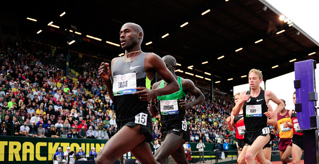 The Monday Morning Run: Lagat's American record, Zharnel Hughes shines, USATF dysfunction