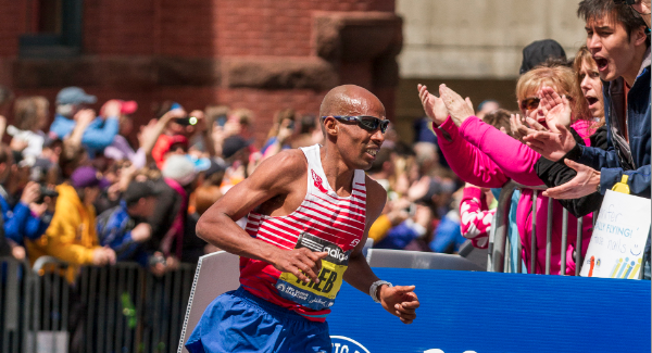 Monday Morning Run: Meb stuns in Boston, Jeptoo dominates, Eaton's newest challenge