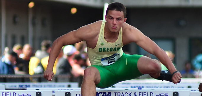 Monday Morning Run: Devon Allen ups the ante, Simpson beats Cain, Spearmon's future
