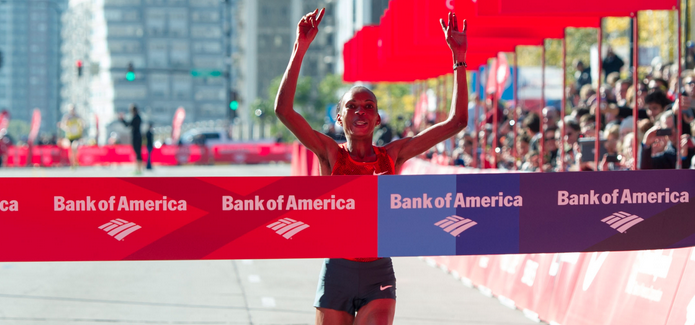 Marathon Notebook: Rita Jeptoo's failed drug test looms over New York City