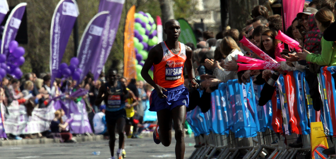 The Monday Morning Run: Kipsang's kick, Keitany conquers the Park and the maxim of Meb