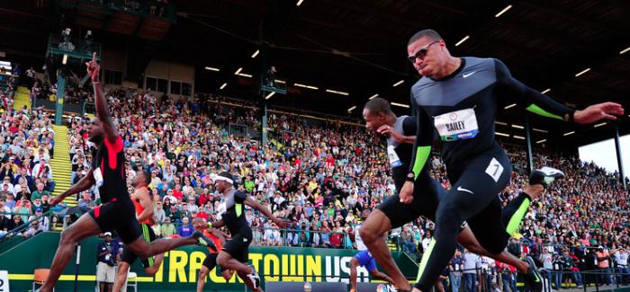 The Monday Morning Run: US upsets Jamaica, Sanya Richards-Ross shines, Kenya falters