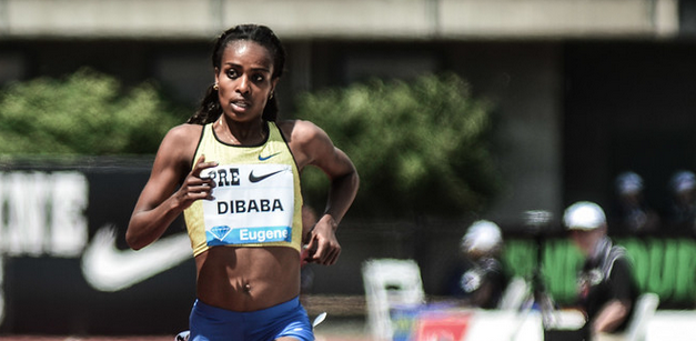 Monday Morning Run: Dibaba beats history, Kiprop scares the record and the rest of those 1500m times