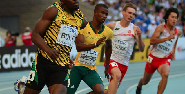 Bolt unravels Gatlin in 100m final: Breakfast in Beijing