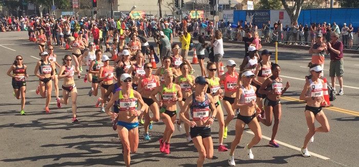 2016 Olympic Trials Marathon Clickable Pace Breakdown