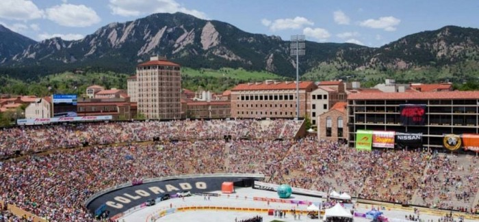 America's Track & Field Stadiums: Colorado