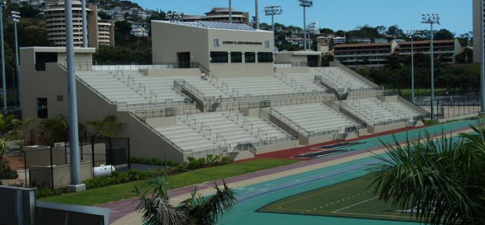 America's Track & Field Stadiums: Hawaii