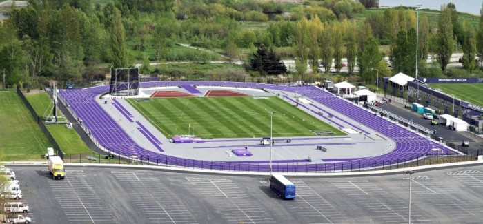 America's Track & Field Stadiums: Washington