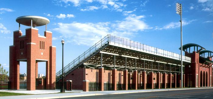America's Track & Field Stadiums: Ohio