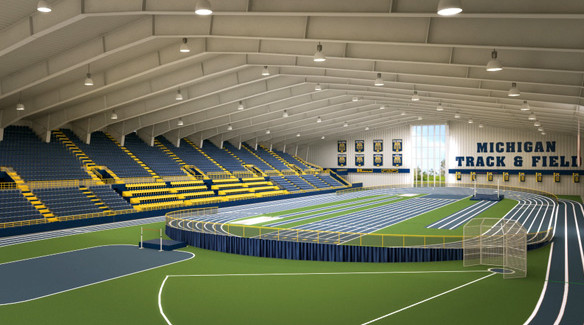 America's Track & Field Stadiums: Michigan