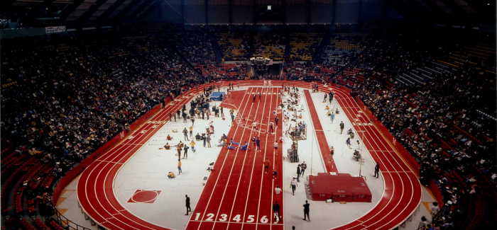 America's Track & Field Stadiums: Maryland