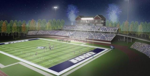 America's Track & Field Stadiums: New Hampshire