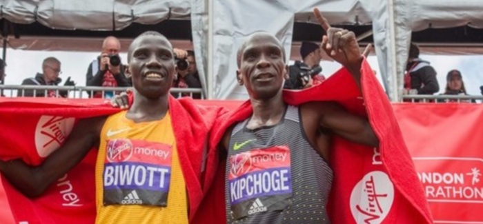 Kipchoge bucks the marathon trend, Sumgong's fall, Dibaba's scratch: The Monday Morning Run