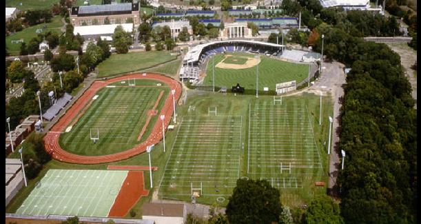 America's Track & Field Stadiums: Connecticut