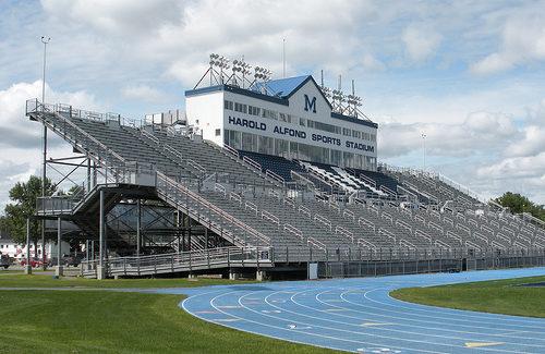 America's Track & Field Stadiums: Maine