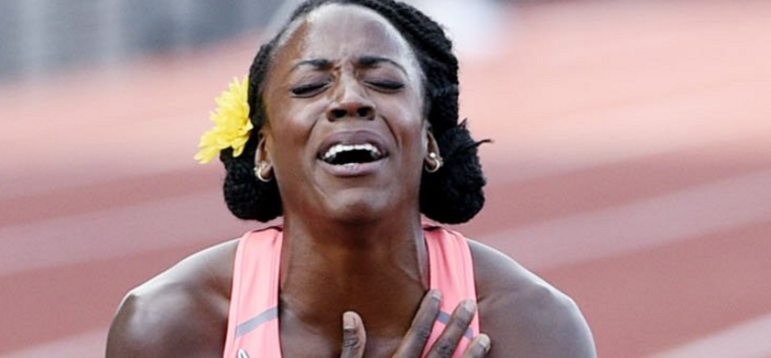 Olympic Trials Halfway Awards