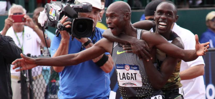 Lagat's throwback Saturday, Allen completes comeback, Merritt in the 200m