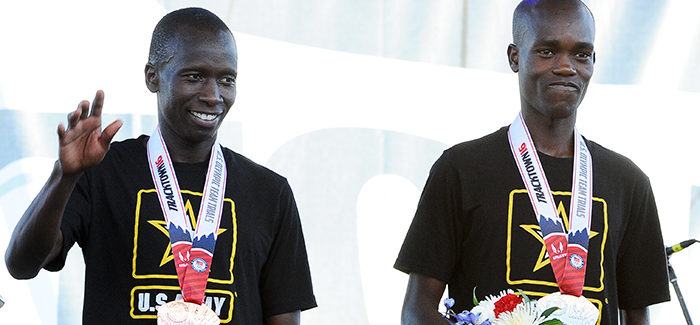 Kipchirchir, Korir are Army strong; Ludlow, Grace seek redemption