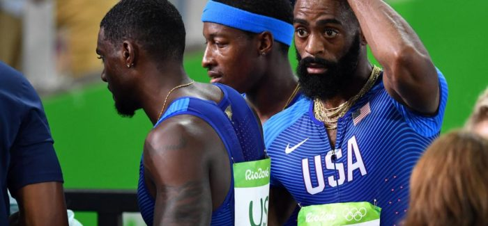 A Brief History of Recent USA Men's 4×100 Disqualification
