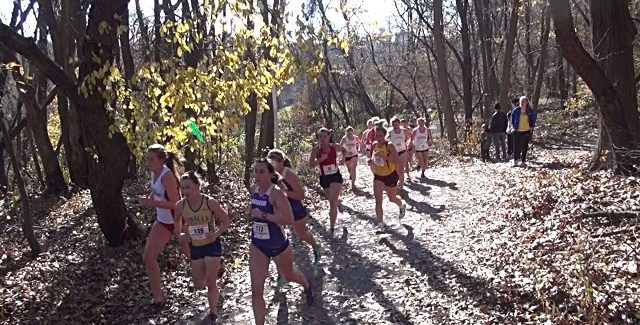 The Weekend's Best Matchups: College Cross Country Conference Championships