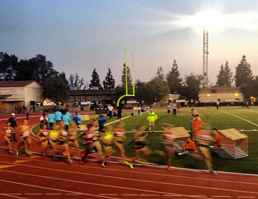 From the Stands: Oxy High Performance Meet