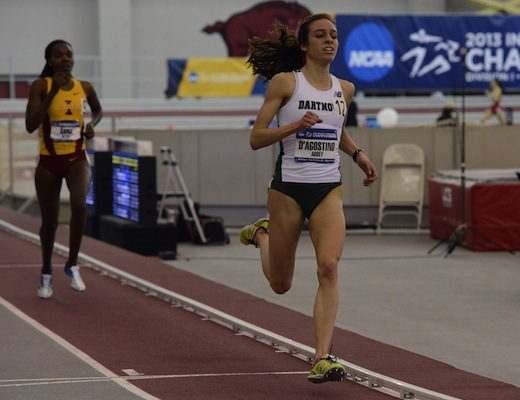 5 Questions with Abbey D'Agostino
