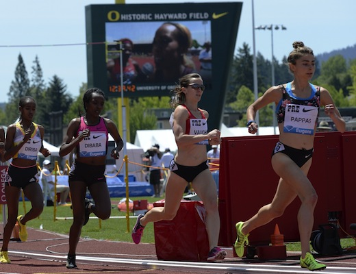 5 Questions with Alexi Pappas