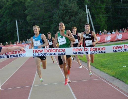 Jordan McNamara wins Falmouth Mile