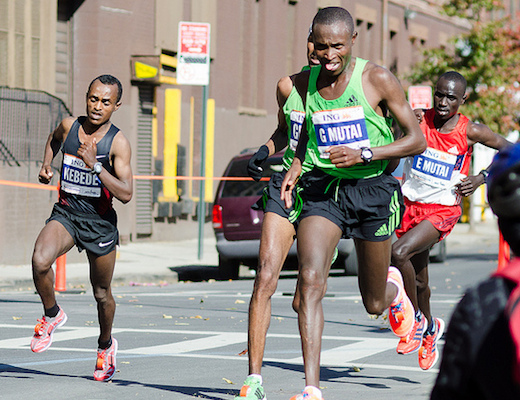 geoffrey mutai (photo: flickr)