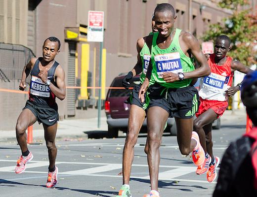 Mutai eyes redemption in New York City