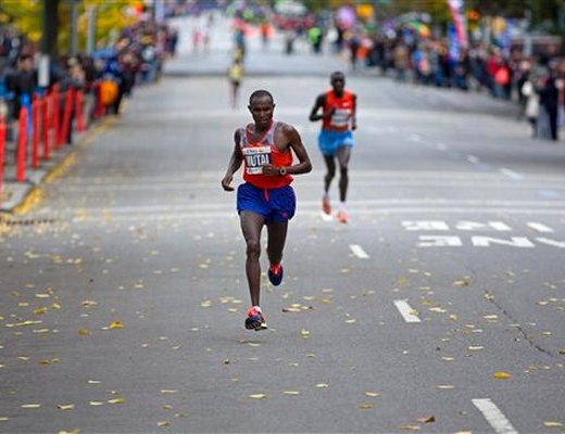 geoffrey mutai (photo: xfinity)