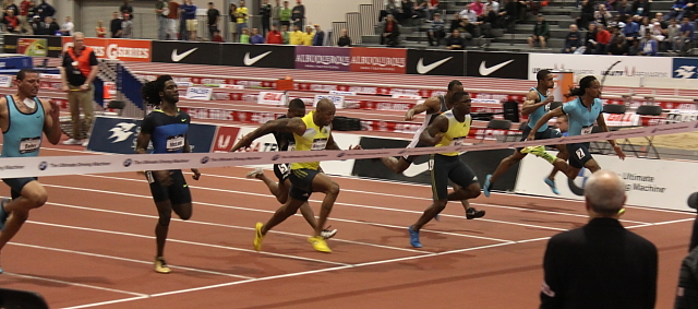 Photos from 2014 USATF Indoor Championships