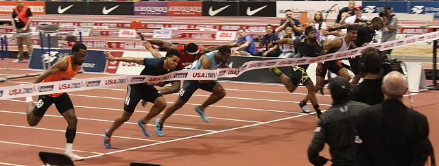 The Weekend's Best Matchups: USATF and Conference Championships