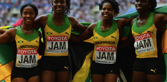 Five Things We Learned on Day 1 of the IAAF World Relays
