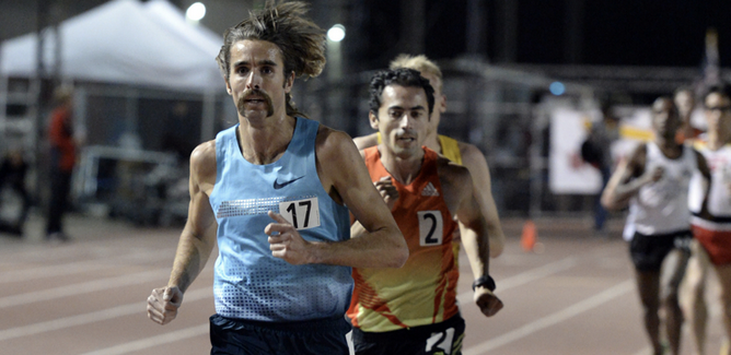Run it Back: Will Leer's run-in with USATF