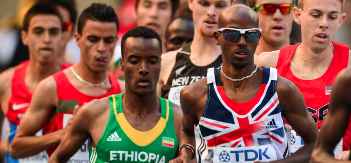 The Monday Morning Run: Brits rule Euros, Bolt on the beach and Mekhissi the pioneer