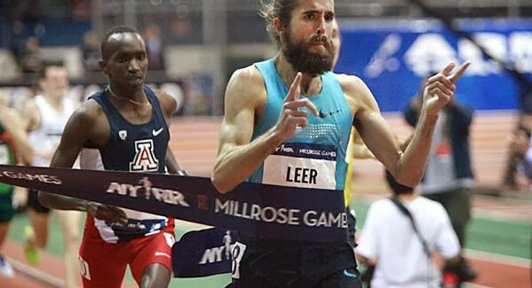 The Weekend's Best Matchups: Millrose Games, College Track, Cross Country & more