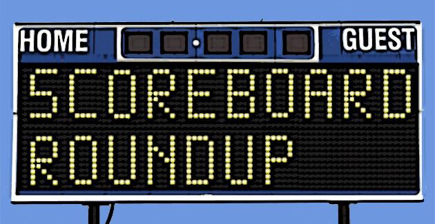 The Scoreboard: Armory Track Invitational & Overseas Pro Action