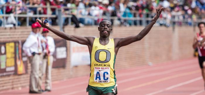 Predicting the NCAA Men's Mile