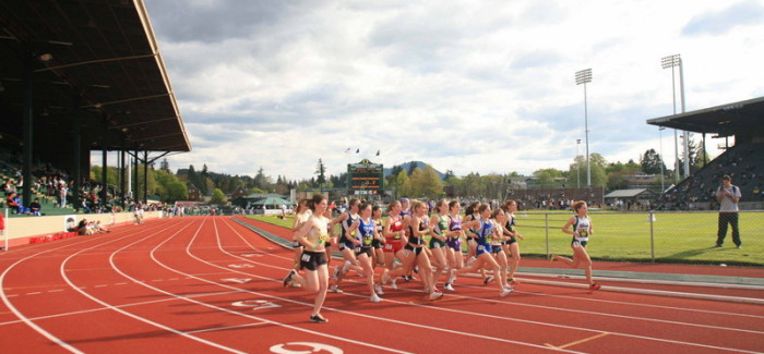College Track Issues & Answers: Half Empty or Half Full and Win Streaks
