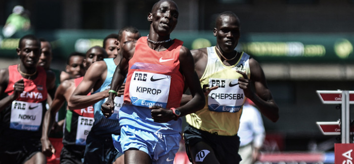 The Monday Morning Run: National records aplenty, trouble for US quarter milers and another Kenyan star