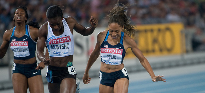 The Monday Morning Run:  Hammer world record, Felix to the 400, more doping investigations