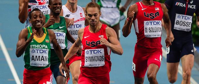 The Monday Morning Run: Symmonds vs. USATF, Doping stories abound