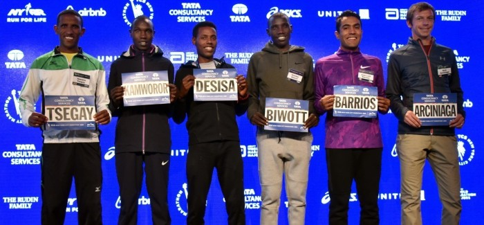 What the athletes are saying at the New York City Marathon