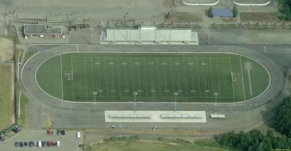 America's Track & Field Stadiums: Alaska